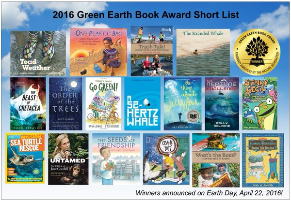 green earth book award 2016